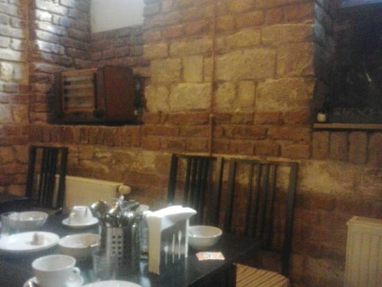 Hotel Trevi: breakfast