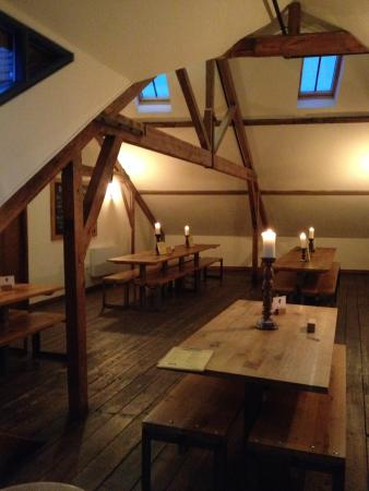 The Stable: Lovely area