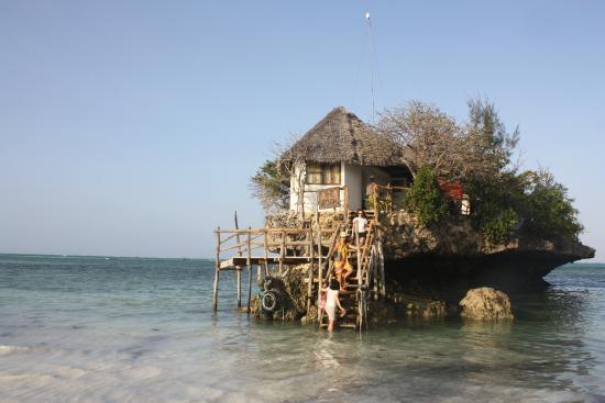 Michamvi, Tanzanie : Foto sulla scaletta
