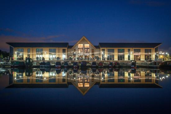 Willington, UK: Mercia Marina - a new landmark for Derbyshire