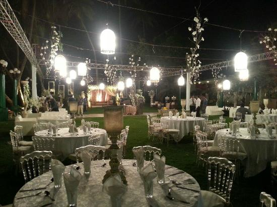 Wedding in the lawns with your theme picture of beach luxury beach luxury hotel wedding in the lawns with your theme junglespirit Choice Image