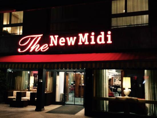 The New Midi : Hotel