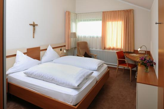 Haus Maria Lindenberg: Doppelzimmer