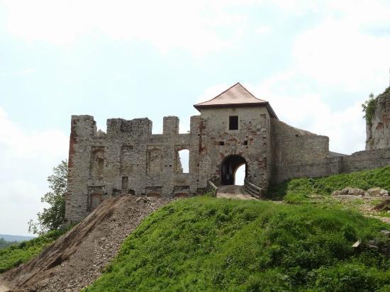 Rabsztyn Castle