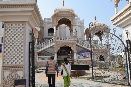 ISKCON Jaipur, Sri Sri Giridhari Dauji Temple: temple