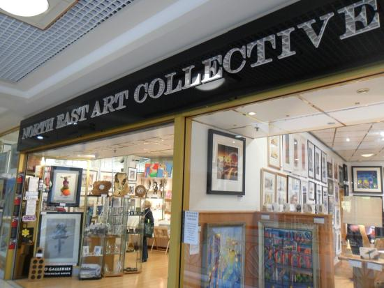 ‪North East Art Collective‬
