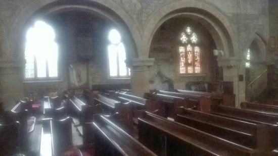 St Mary's Church: Interior