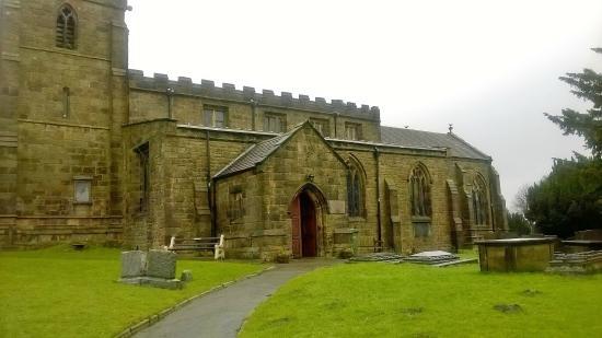 St Mary's Church: St Mary's Church
