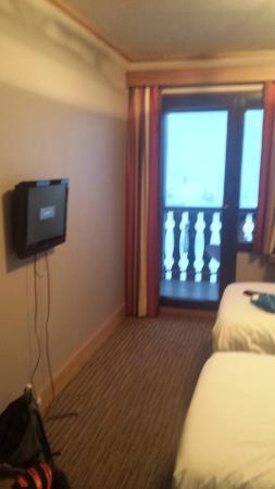 Hotel La Farandole: Chambre
