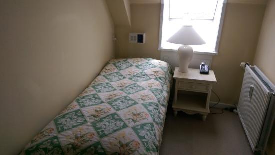 Hellerup Parkhotel: Enkeltværelse