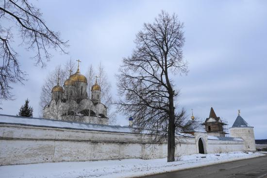 Mozhaysk Luzhetsk Ferapontov Monastery