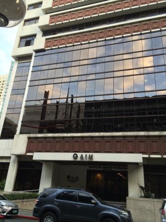 AIM Conference Center Manila: AIMCC Hotel