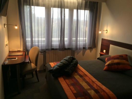 Hotel le Pacifique: CHAMBRE