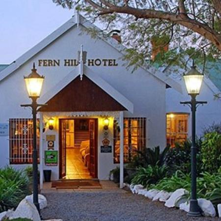 Delicious buffet lunch - Review of Fern Hill Hotel, Howick