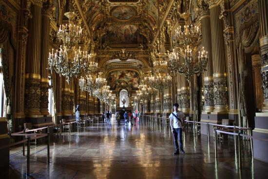 Paris, France: オペラ座