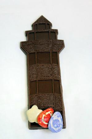 Chocolate Canopy: Chocolate Lighthouse