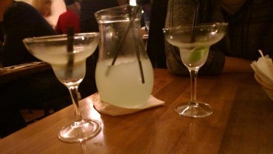 Bibis: Margaritas (pitcher)