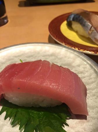 Edomae Kaitenzushi Morinoishimatsuobu