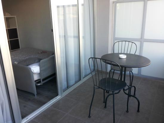Atenea Calabria Apartaments: Terrasse