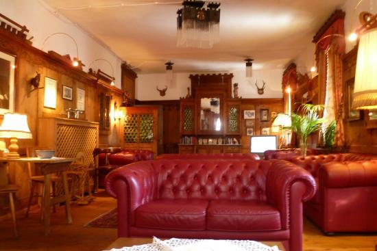 Hotel Luna Mondschein: Stube