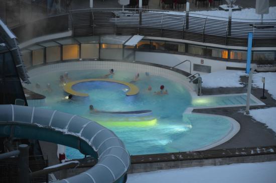 Mar Dolomit: piscina esterna