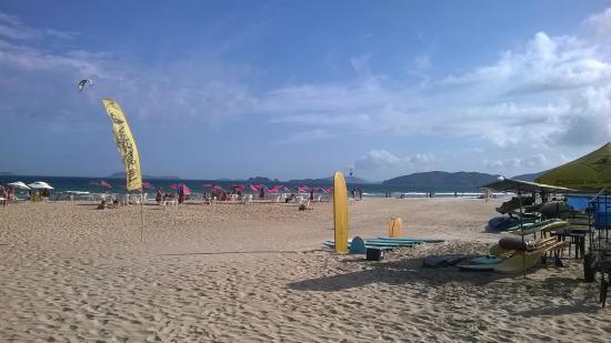 Pousada Marbella: Praia de Geribá - Proximo ao Restaurante FishBone