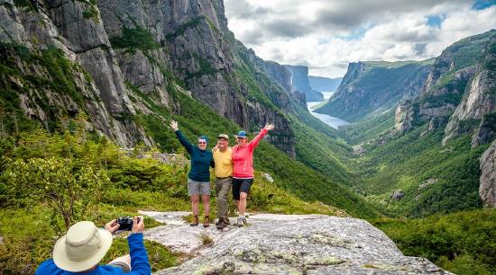 American Restaurants in Gros Morne National Park