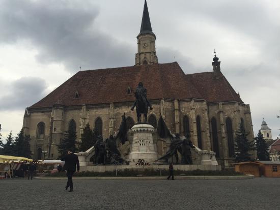 Cluj-Napoca, Roemenië: Mathias Rex