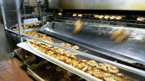 Nanuet, Njujork: Fresh Bagels