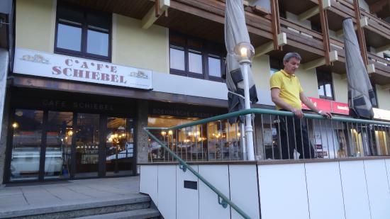 Cafe Schiebel St Johann