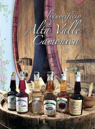 Edolo, إيطاليا: liquori e grappe dal 1920