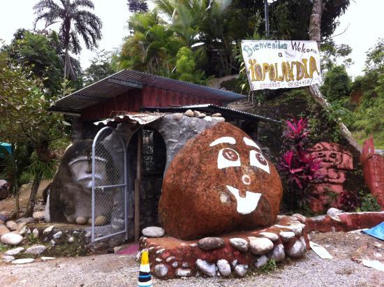 San Pedro, Costa Rica: Topolandia Pérez Zeledon  Mansión Supterranea