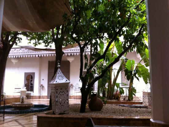 Les Jardins d'Henia: Riad