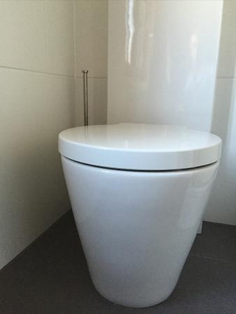 Art of Comfort Hotel Haus Ingeborg: Toilette