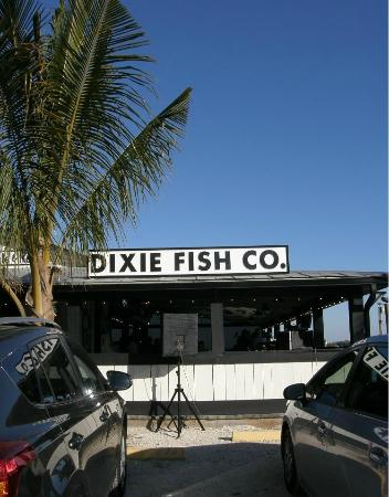 I have a question picture of dixie fish co fort myers for Dixie fish company