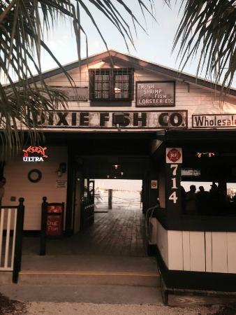 Night out at dixie fish co picture of dixie fish co for Dixie fish company