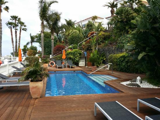 Jardin de La Paz: zweiter Pool