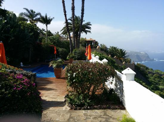 Jardin de La Paz: Aussicht