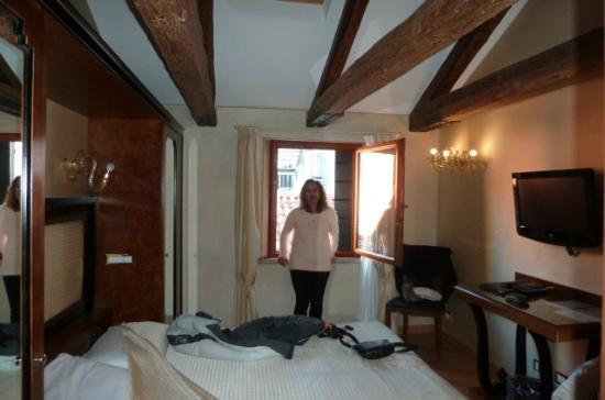 Hotel Paganelli Chambre 209