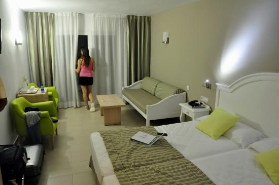 Hotel Paguera Park: Номер