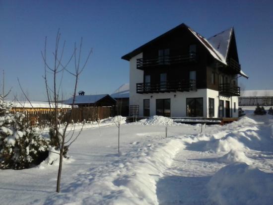 Pensiunea Holzhaus