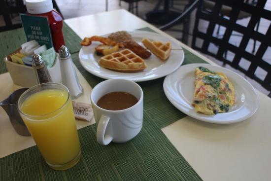Breakfast Picture Of Hilton Hawaiian Village Waikiki Beach