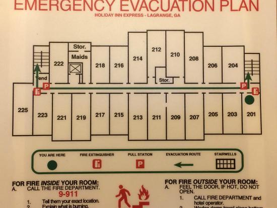 Holiday Inn Express & Suites: Floor Plan