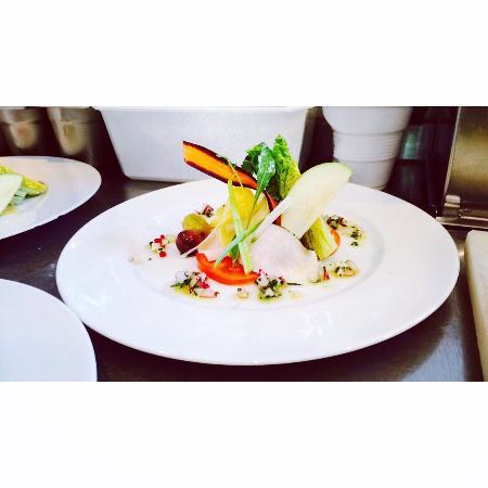 L'Ermitage Restaurant Cuisine a manger : ��