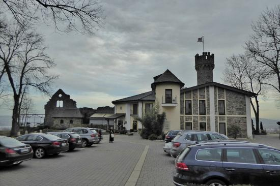 Relais & Châteaux Hotel Burg Schwarzenstein: Burghotel