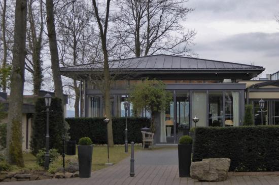 Relais & Châteaux Hotel Burg Schwarzenstein: Gourmetrestaurant