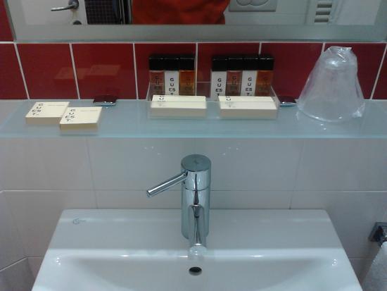 Hotel Villa Molinari: Il bagno - 03