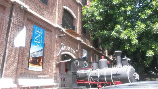 Museo Nacional Ferroviario Raul Scalabrini Ortiz