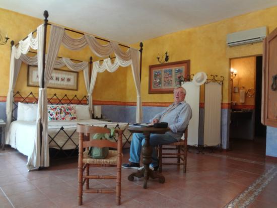 Quinta Las Acacias: The room
