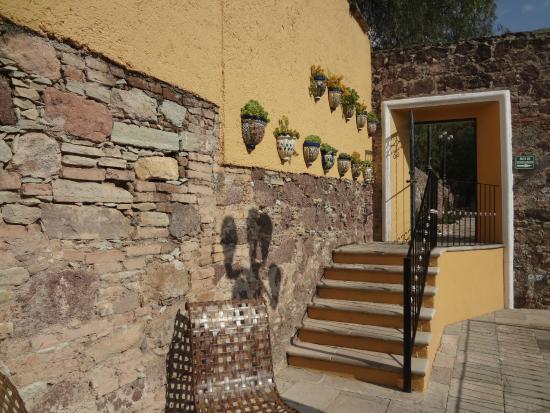 Quinta Las Acacias: Lovely grounds